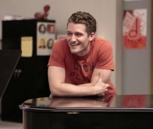 Matthew Morrison copie son personnage dans Glee