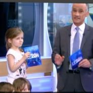 Gilles Bouleau remplacé par des enfants au JT de 20h de TF1 : la relève est assurée !