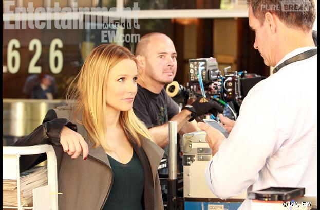 Veronica Mars : première photo de tournage dévoilée par EW