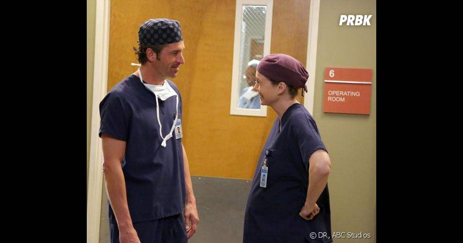 Grey's Anatomy saison 9 : un bébé pour Derek et Meredith