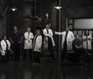 Les 5 scènes les plus ridicules deGrey's Anatomy saison 9 : la tempête