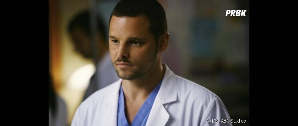 Les 5 scènes les plus ridicules deGrey's Anatomy saison 9 : Alex pas vraiment réactif