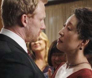 Les 5 scènes les plus ridicules deGrey's Anatomy saison 9 : Owen et Cristina nous tapent sur les nerfs