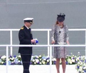 Kate Middleton, l'icône mode des femmes enceintes