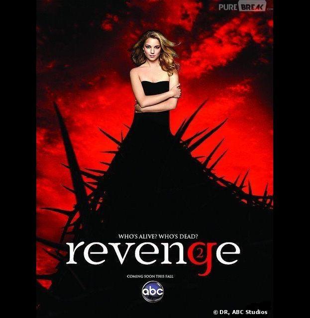 Revenge saison 2 dès ce dimanche 7 juillet sur Canal+ Family