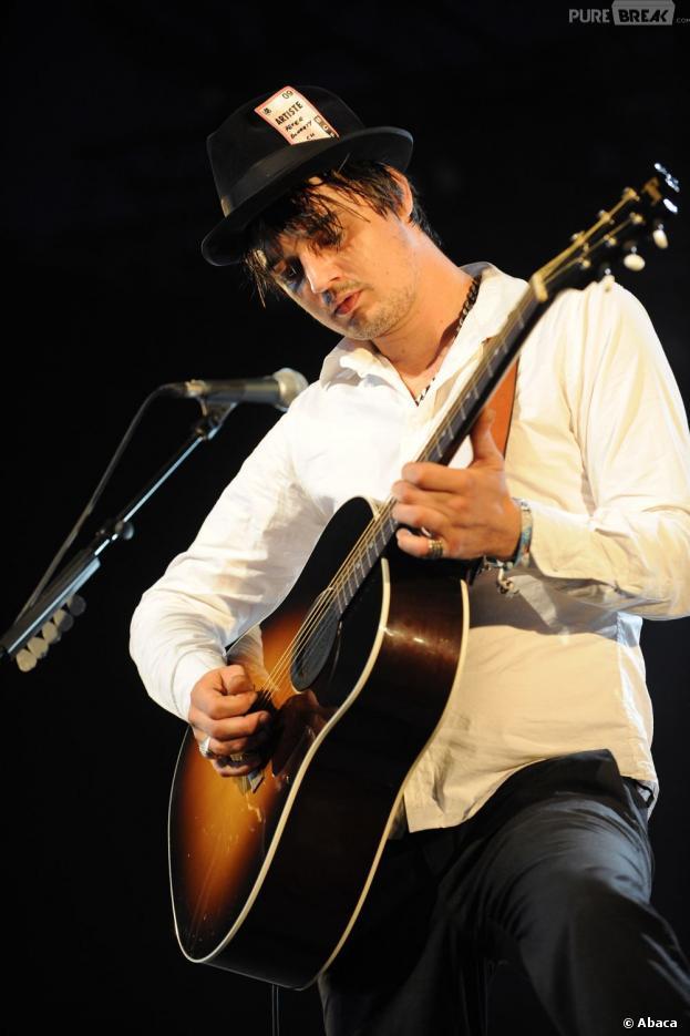Pete Doherty et les Babyshambles en concert gratuit, le 8 juillet 2013 à Paris