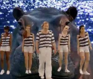 Philippe Katerine : chorégraphie décalée dans le clip de Sexy Cool