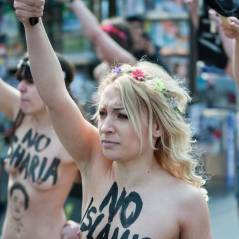 Femen : leur chef de file Inna Shevchenko obtient l'asile politique en France