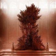 """Game of Thrones : George R.R. Martin dévoile le """"vrai"""" Trône de Fer"""