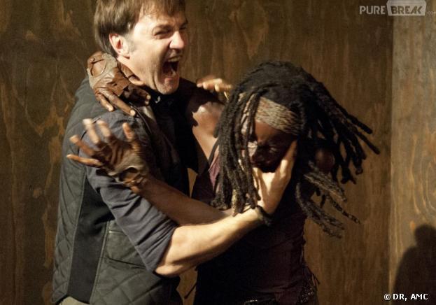 The Walking Dead saison 4 : Michonne va traquer le Gouverneur