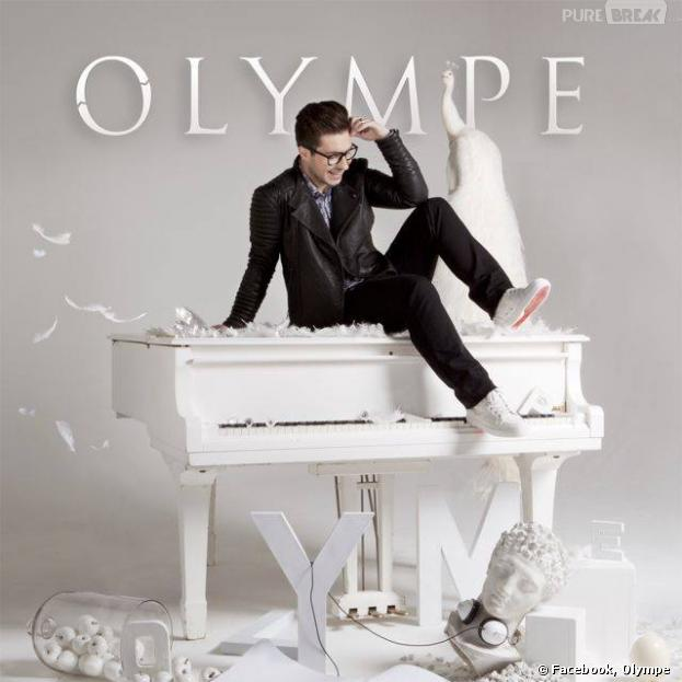 Olympe, cover