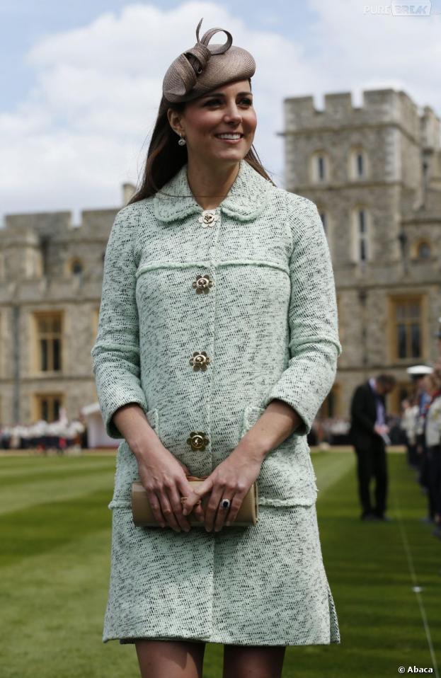 Kate Middleton : les mamans veulent le même prénom que le Royal Baby.