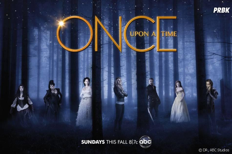 Once Upon a Time revient le 29 septembreavec sa saison 3