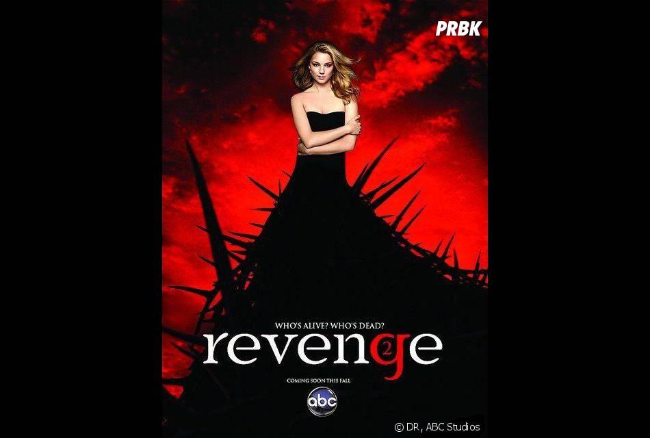 Revenge revient le 29 septembreavec sa saison 3