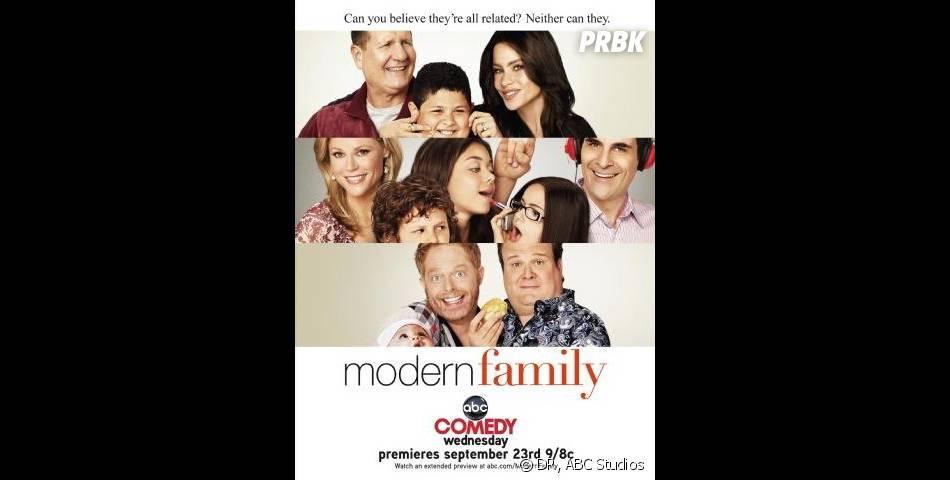 Modern Family revient le 25 septembreavec sa saison 5 et un double épisode