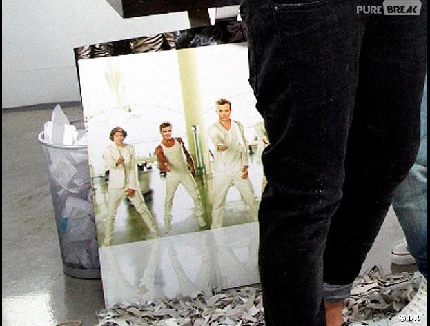 One Direction : les chanteurs se moquent de The Wanted