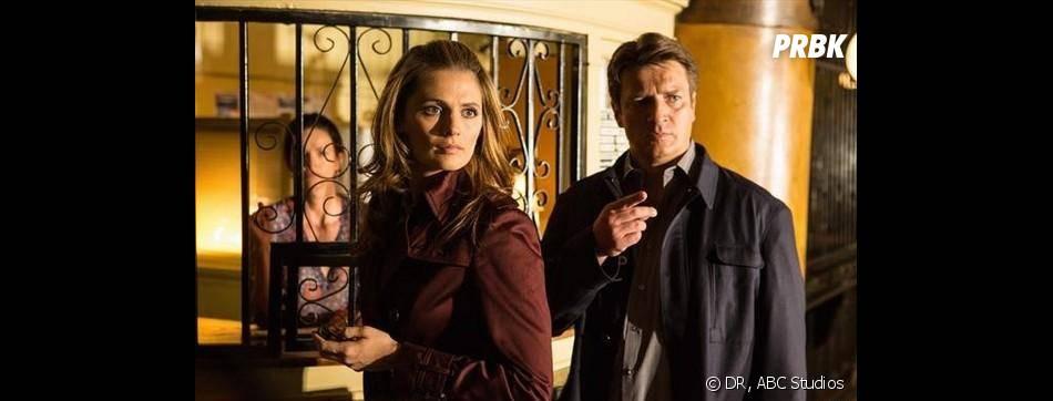 Castle saison 6 : un nouvel agent contre le couple Caskett ?