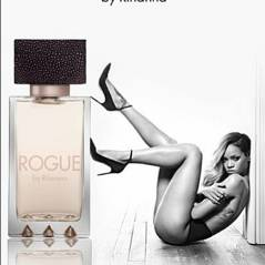 Rihanna topless : après la drogue, place au parfum Rogue