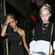 Miley Cyrus : pas très nette en soirée avec Nicole Scherzinger