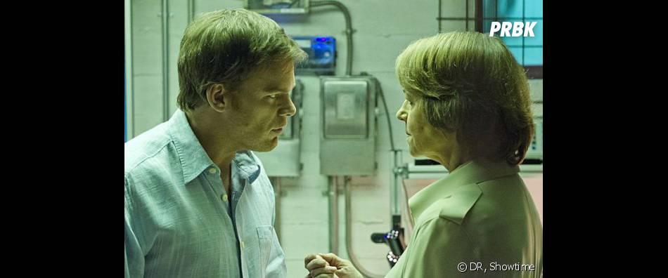 Dexter saison 8 : Dexter s'énerve contre Vogel