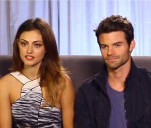 Les acteurs de The Originals en interview pour TV Line au Comic Con 2013