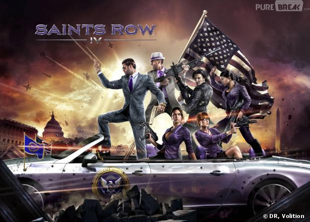 Saints Row 4 : le Season Pass permettra de télécharger les DLC à moindre coût
