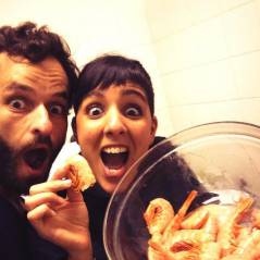 Naoëlle D'Hainaut et Yoni Saada (Top Chef 2013) : le retour des crevettes
