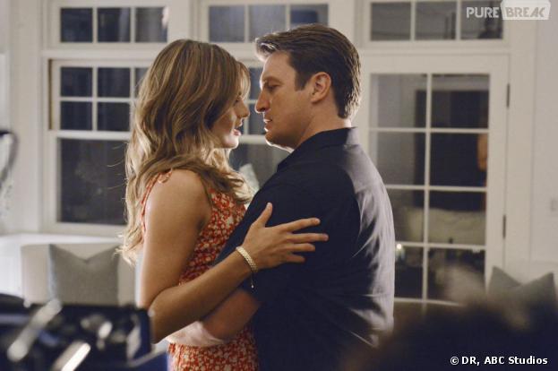 Castle saison 6 : une relation tumultueuse pour Rick et Kate