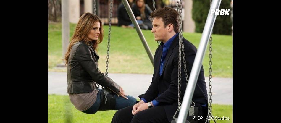 Castle saison 6 : une relation plus tendue pour Castle et Beckett