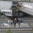 Accident de train en Espagne: le conducteur mis en examen