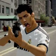 GTA : Cristiano Ronaldo en mode psychopathe dans le jeu en attendant GTA 5