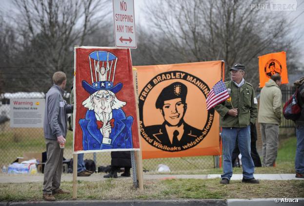 WikiLeaks : Bradley Manning encourt jusqu'à 136 ans de prison et pourrait bien avoir droit à son film