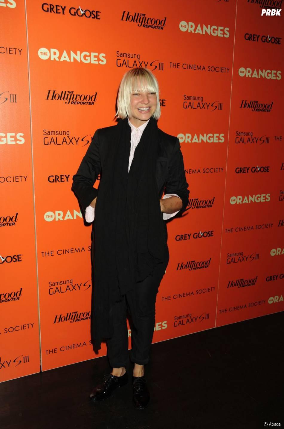 La chanteuse Sia ne quitte plus Robert Pattinson