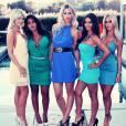 Hollywood Girls 3 a débuté à Los Angeles avec Nabilla Benattia, Livia du Bachelor ou encore Marine de la Belle et ses princes.