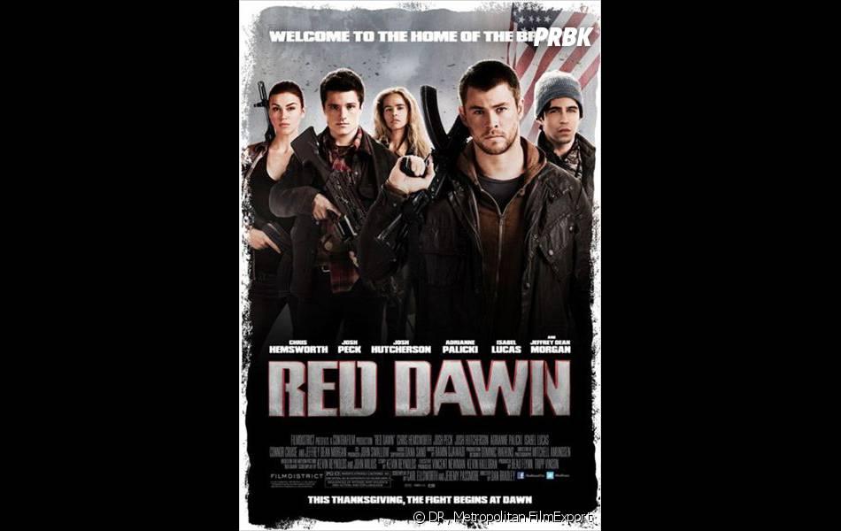 L'Aube Rouge sortira le 28 août au cinéma en France
