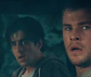 Nouvel extrait pour le film L'Aube Rouge avec Chris Hemsworth et Josh Hutcherson