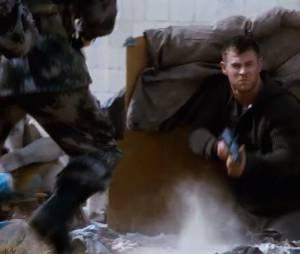 L'aube rouge : nouveau spot tv avec Chris Hemsworth et Josh Hutcherson