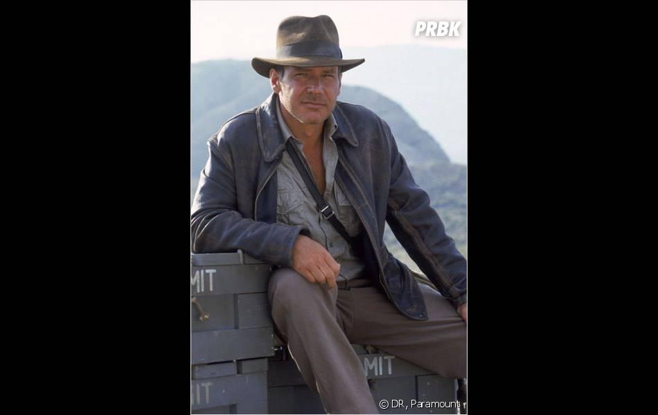 Indiana Jones 5 : Harrison Ford motivé pour une suite