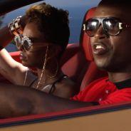 Rohff : J'accélère, le clip bling-bling au volant d'une Ferrari