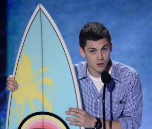 Logan Lerman aux Teen Choice Awards 2013