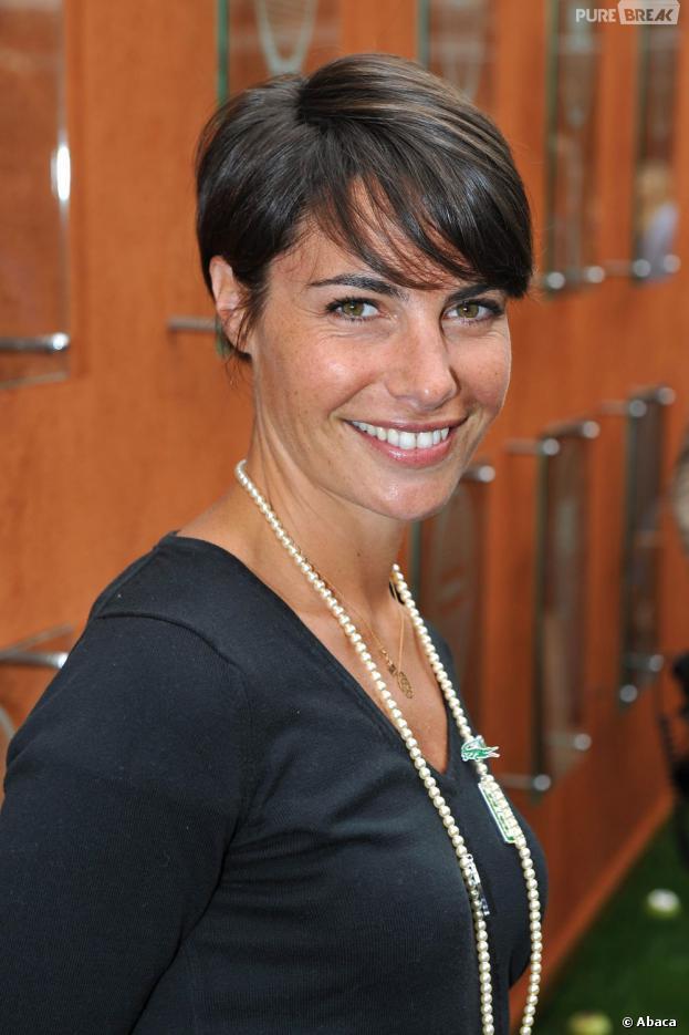 Alessandra Sublet régle ses comptes avec Canal+