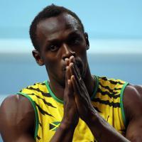 """Usain Bolt sur Twitter : """"La Foudre"""" présente ses excuses... à Dieu"""
