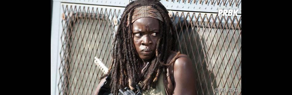 The Walking Dead saison 4 : Michonne devient encore plus badass