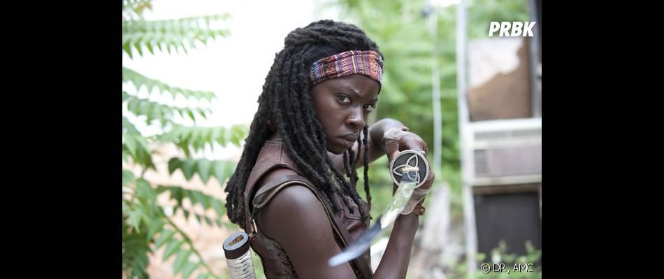 The Walking Dead saison 4 : Michonne sera toujours aussi cool