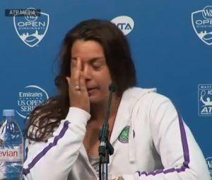 Marion Bartoli arrête sa carrière
