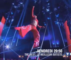 The Best, le meilleur artiste : Le jury face aux meilleurs numéros du monde.