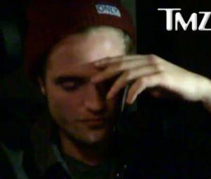Robert Pattinson a frappé son garde du corps