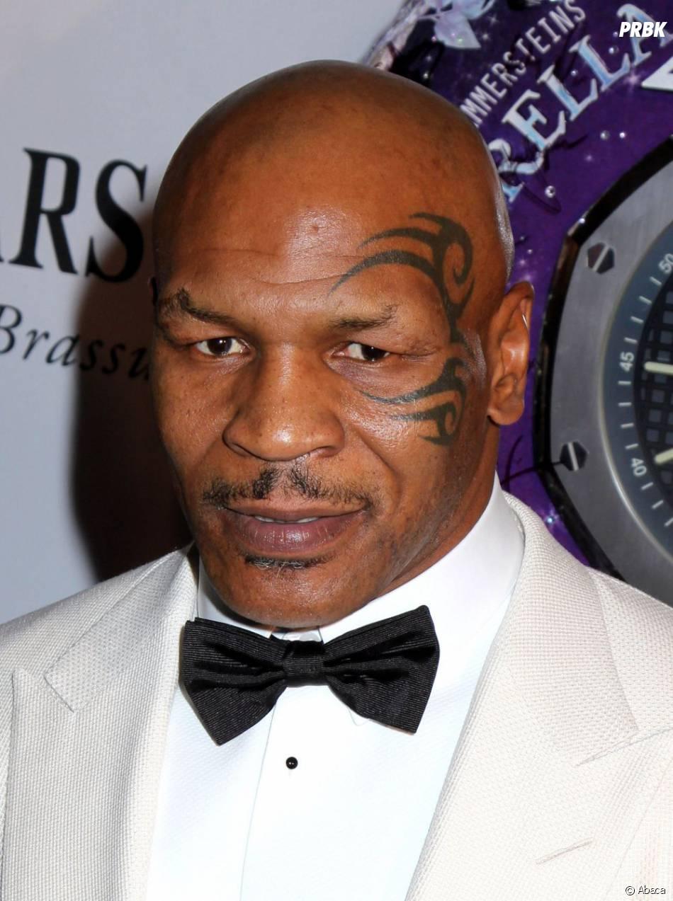 """Mike Tyson, bientôt à l'affiche du film français """"Algérie pour toujours"""" avec Lorie et Smaïn"""