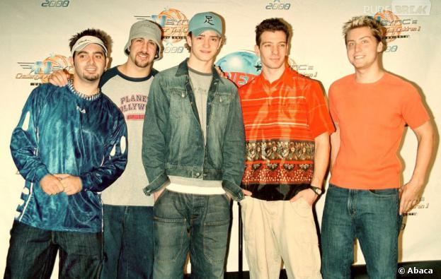 Justin Timberlake et les N Sync, réunis pour les MTV VMA 2013 ?