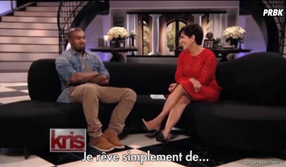 Kanye West : fou amoureux de Kim Kardashian